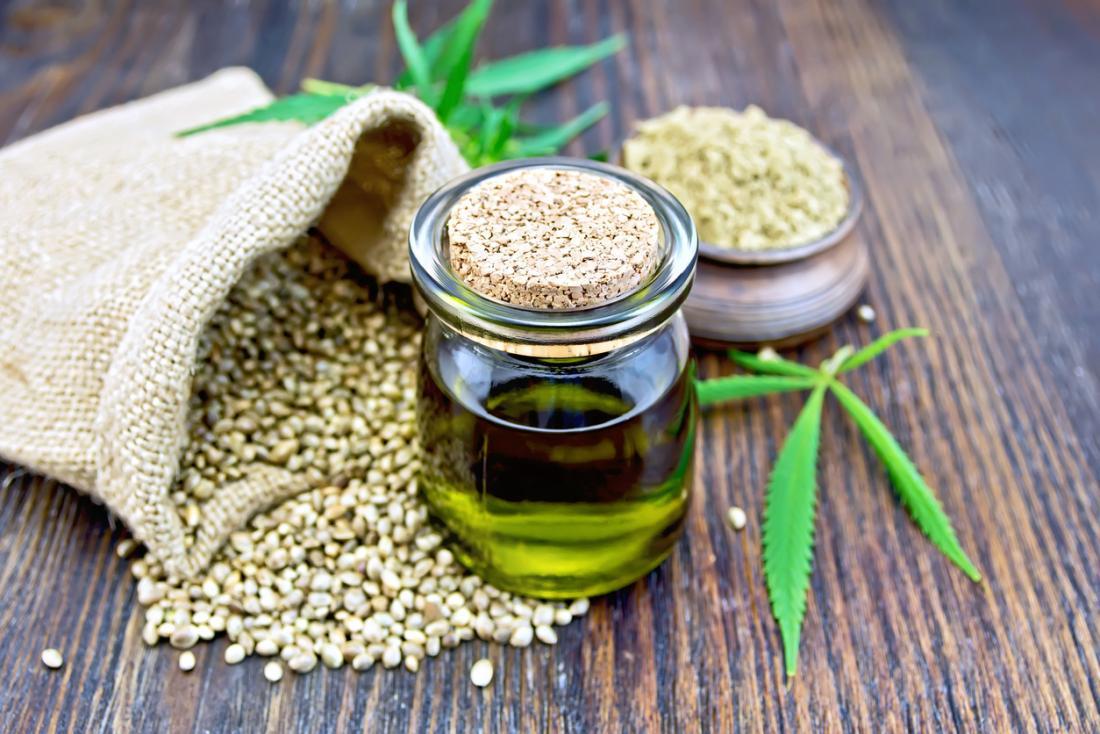 Cannabis oil pain management